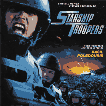 bugs! starship troopers