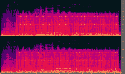 mp3 waveform