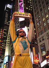 polish ambassador in times square