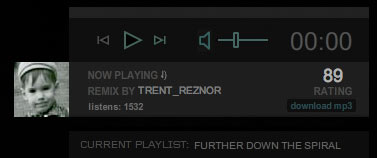 young trent reznor presents a remix