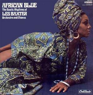 les baxter african blue