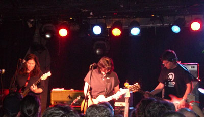the breeders rock out live in atlanta