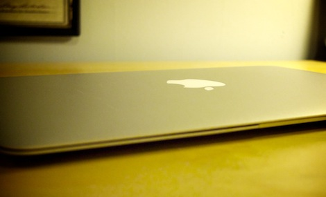 MacBook Air profile