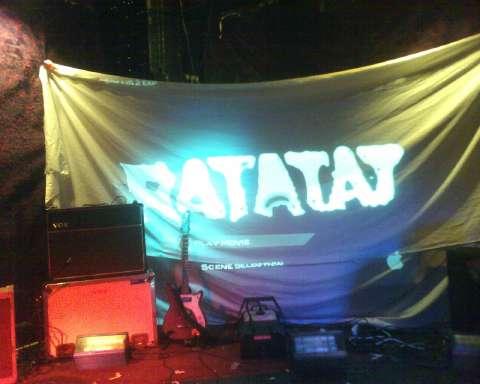 Ratatat ATL