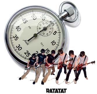 ratatat in 60 seconds