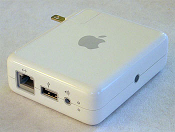 airport express by Jared C. Benedict (http://en.wikipedia.org/wiki/Image:Apple_airport_express.jpg)