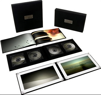 Ghosts I-IV limited edition